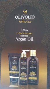 Olivolio Botanics Moroccan Argan Oil 100% Organic